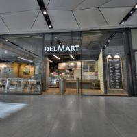 Prodejna Delmart - OC Quadrio Praha - PMR elektro